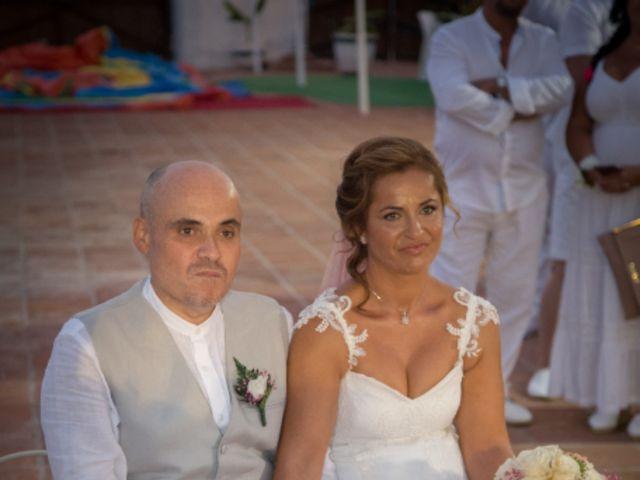 La boda de Mario Jose y Carmen Maria en Almayate Bajo, Málaga 1