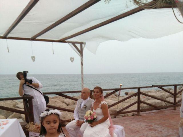 La boda de Mario Jose y Carmen Maria en Almayate Bajo, Málaga 2