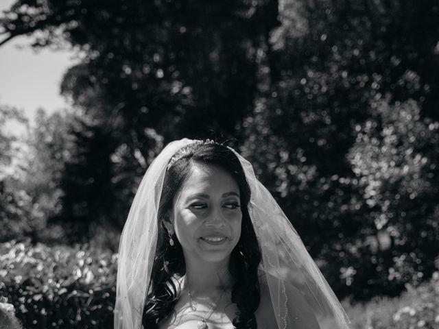 La boda de Justin y Crystal en Madrid, Madrid 28