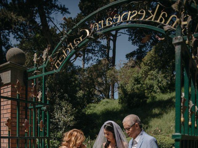 La boda de Justin y Crystal en Madrid, Madrid 29