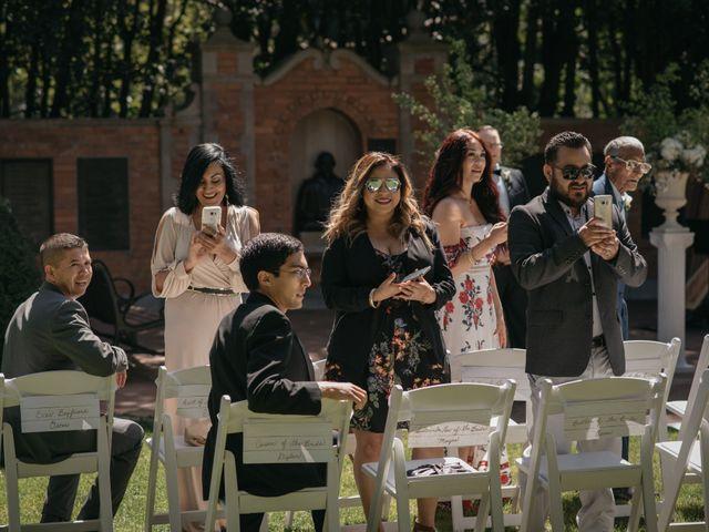 La boda de Justin y Crystal en Madrid, Madrid 33