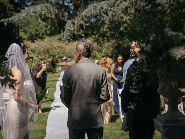 La boda de Justin y Crystal en Madrid, Madrid 34