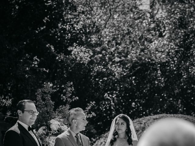 La boda de Justin y Crystal en Madrid, Madrid 37