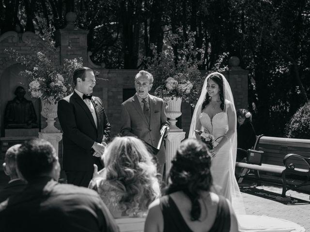 La boda de Justin y Crystal en Madrid, Madrid 45