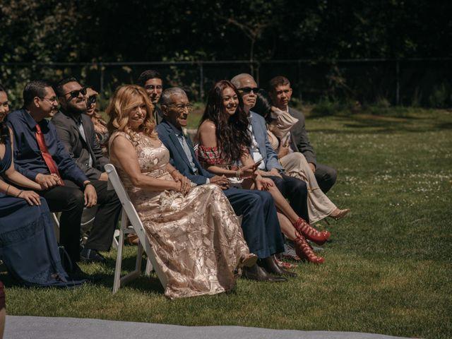 La boda de Justin y Crystal en Madrid, Madrid 47