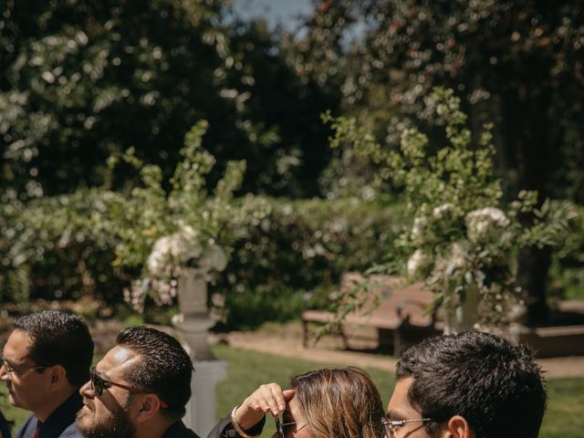 La boda de Justin y Crystal en Madrid, Madrid 49