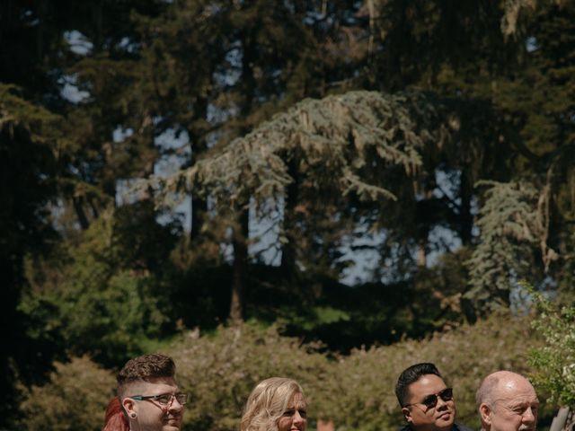 La boda de Justin y Crystal en Madrid, Madrid 52
