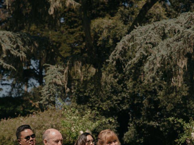 La boda de Justin y Crystal en Madrid, Madrid 53