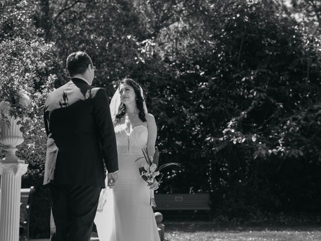La boda de Justin y Crystal en Madrid, Madrid 57