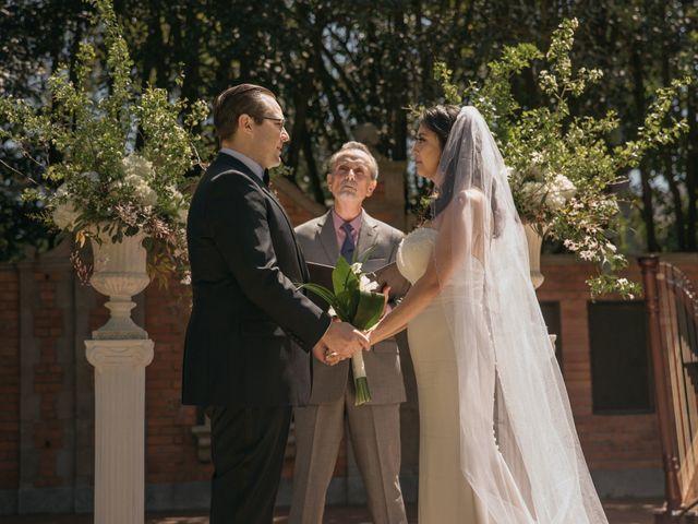 La boda de Justin y Crystal en Madrid, Madrid 61