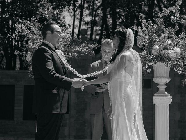 La boda de Justin y Crystal en Madrid, Madrid 72