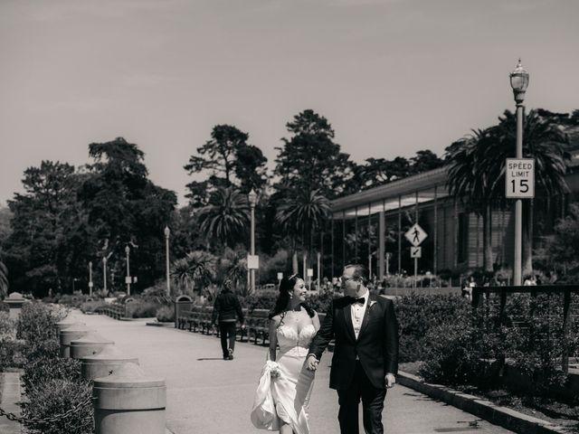 La boda de Justin y Crystal en Madrid, Madrid 92