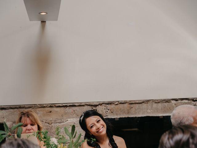 La boda de Justin y Crystal en Madrid, Madrid 133