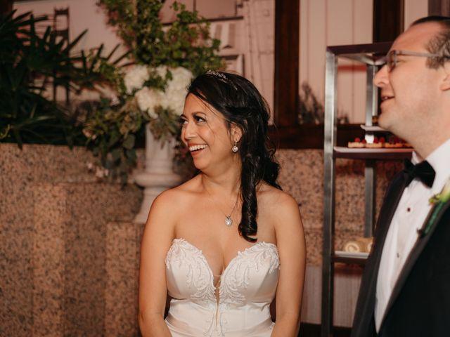 La boda de Justin y Crystal en Madrid, Madrid 171