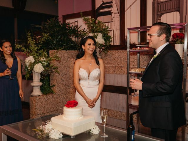 La boda de Justin y Crystal en Madrid, Madrid 173