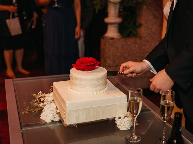 La boda de Justin y Crystal en Madrid, Madrid 174