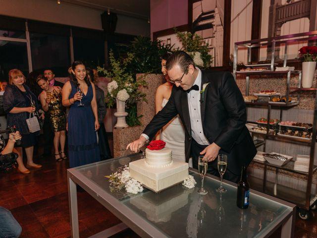 La boda de Justin y Crystal en Madrid, Madrid 175