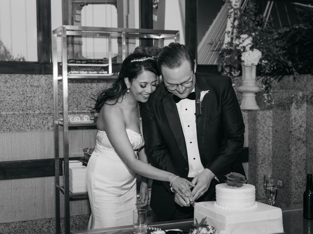 La boda de Justin y Crystal en Madrid, Madrid 178