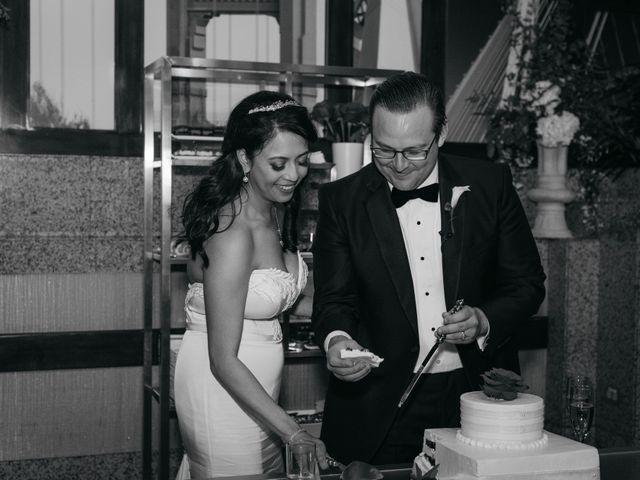 La boda de Justin y Crystal en Madrid, Madrid 180