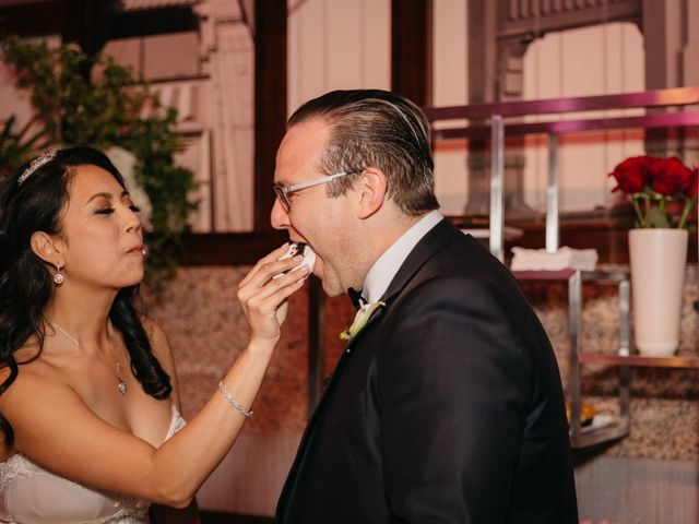 La boda de Justin y Crystal en Madrid, Madrid 182