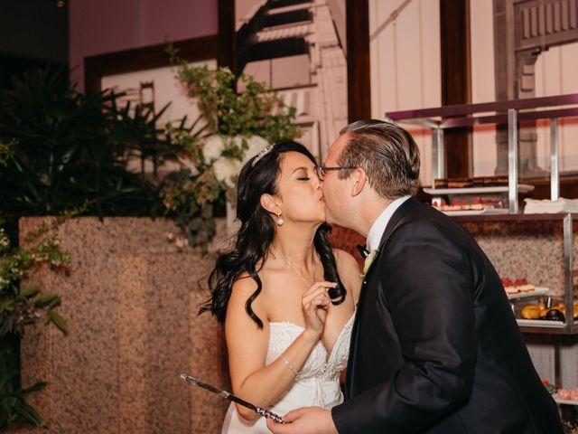 La boda de Justin y Crystal en Madrid, Madrid 183