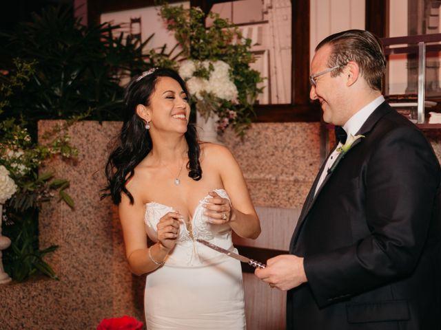 La boda de Justin y Crystal en Madrid, Madrid 184
