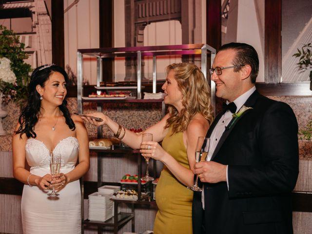 La boda de Justin y Crystal en Madrid, Madrid 188