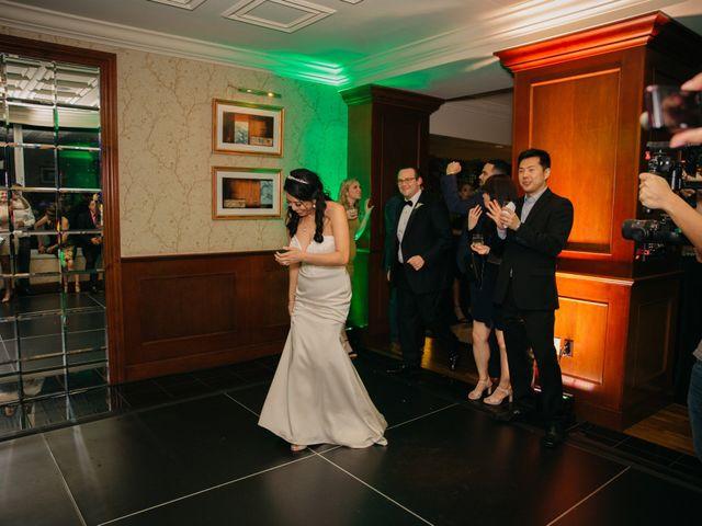 La boda de Justin y Crystal en Madrid, Madrid 210