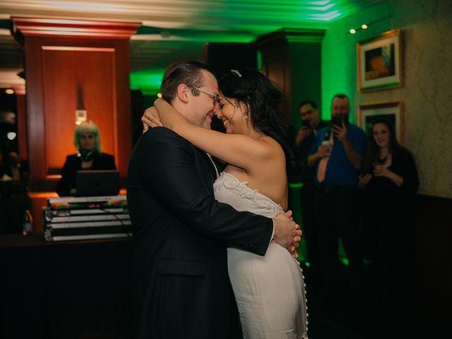 La boda de Justin y Crystal en Madrid, Madrid 214