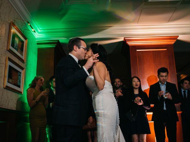 La boda de Justin y Crystal en Madrid, Madrid 218