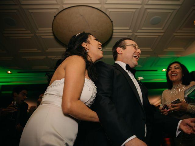 La boda de Justin y Crystal en Madrid, Madrid 227