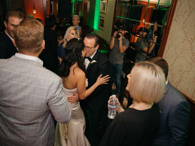La boda de Justin y Crystal en Madrid, Madrid 233