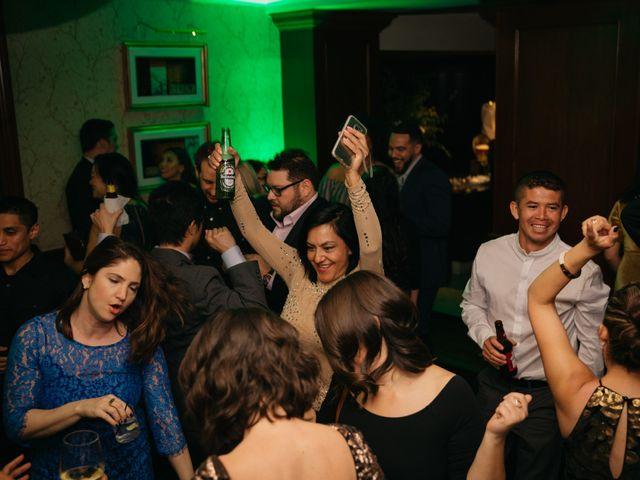 La boda de Justin y Crystal en Madrid, Madrid 243