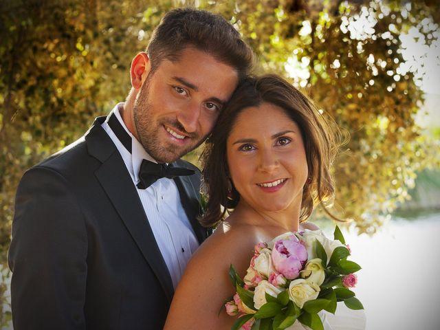 La boda de Tony y Ana en Chinchilla De Monte Aragon, Albacete 1