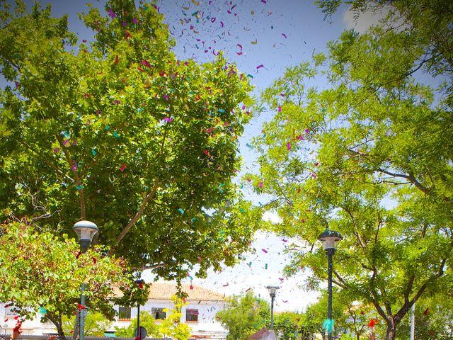 La boda de Tony y Ana en Chinchilla De Monte Aragon, Albacete 7