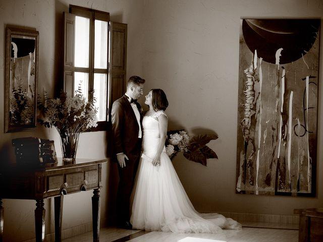 La boda de Tony y Ana en Chinchilla De Monte Aragon, Albacete 20