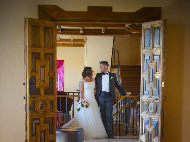 La boda de Tony y Ana en Chinchilla De Monte Aragon, Albacete 27