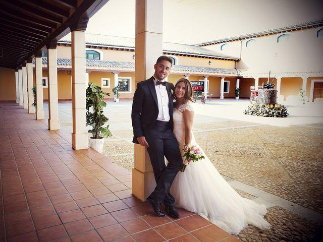 La boda de Tony y Ana en Chinchilla De Monte Aragon, Albacete 37
