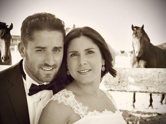 La boda de Tony y Ana en Chinchilla De Monte Aragon, Albacete 39