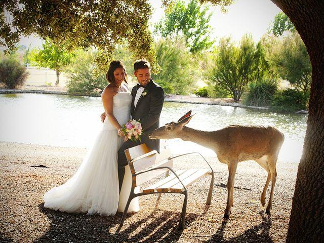 La boda de Tony y Ana en Chinchilla De Monte Aragon, Albacete 40