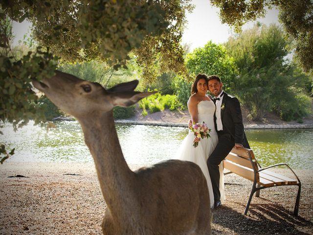 La boda de Tony y Ana en Chinchilla De Monte Aragon, Albacete 41