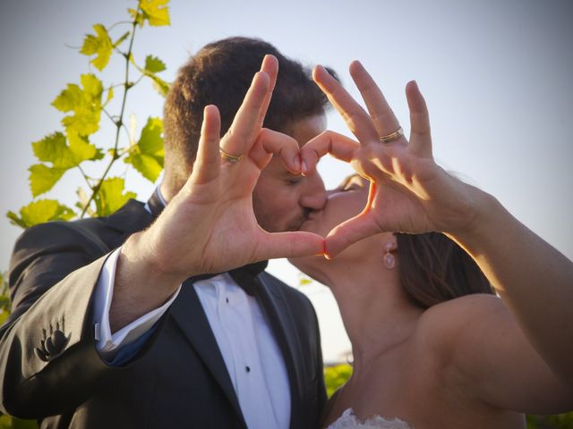 La boda de Tony y Ana en Chinchilla De Monte Aragon, Albacete 45