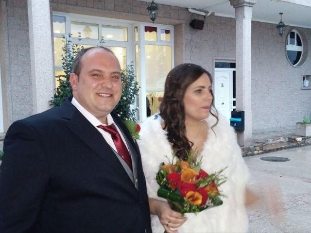 La boda de César  y Marta en Ponferrada, León 1