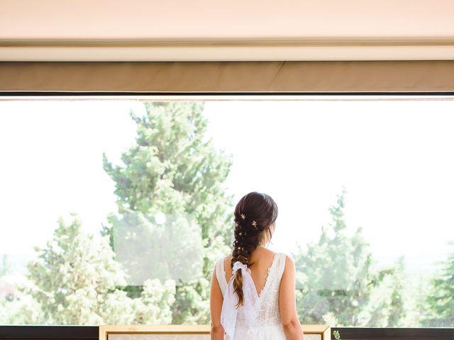 La boda de Pablo y Sonia en Guadarrama, Madrid 15