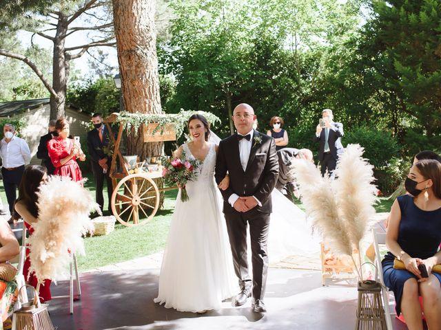 La boda de Pablo y Sonia en Guadarrama, Madrid 19