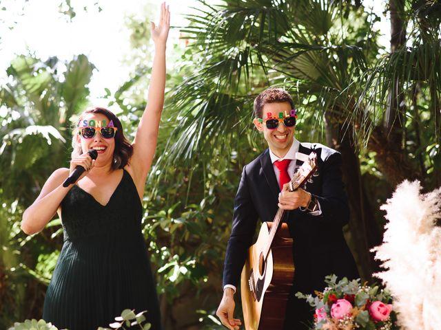 La boda de Pablo y Sonia en Guadarrama, Madrid 21