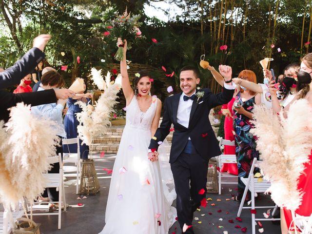 La boda de Pablo y Sonia en Guadarrama, Madrid 23
