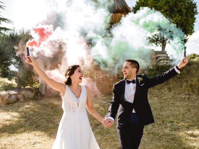 La boda de Pablo y Sonia en Guadarrama, Madrid 29
