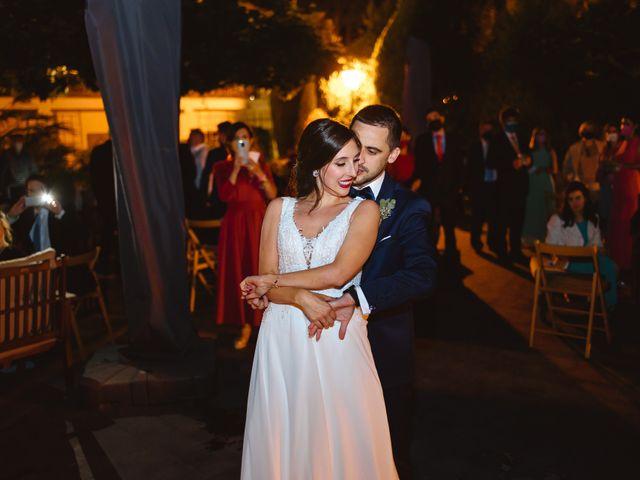 La boda de Pablo y Sonia en Guadarrama, Madrid 33