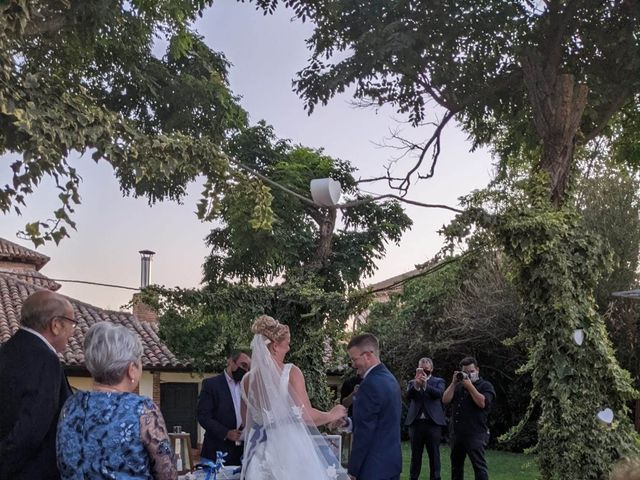 La boda de David  y Mar en Guadalajara, Guadalajara 3